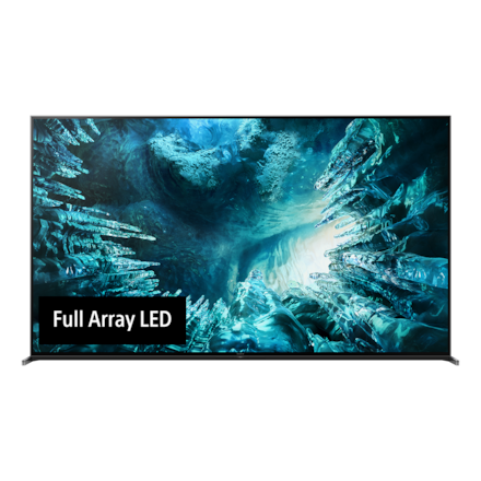 Bild på ZH8 | Full Array LED | 8K | High Dynamic Range (HDR) | Smart-tv (Android TV)
