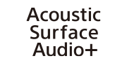 Acoustic Surface+-logotyp