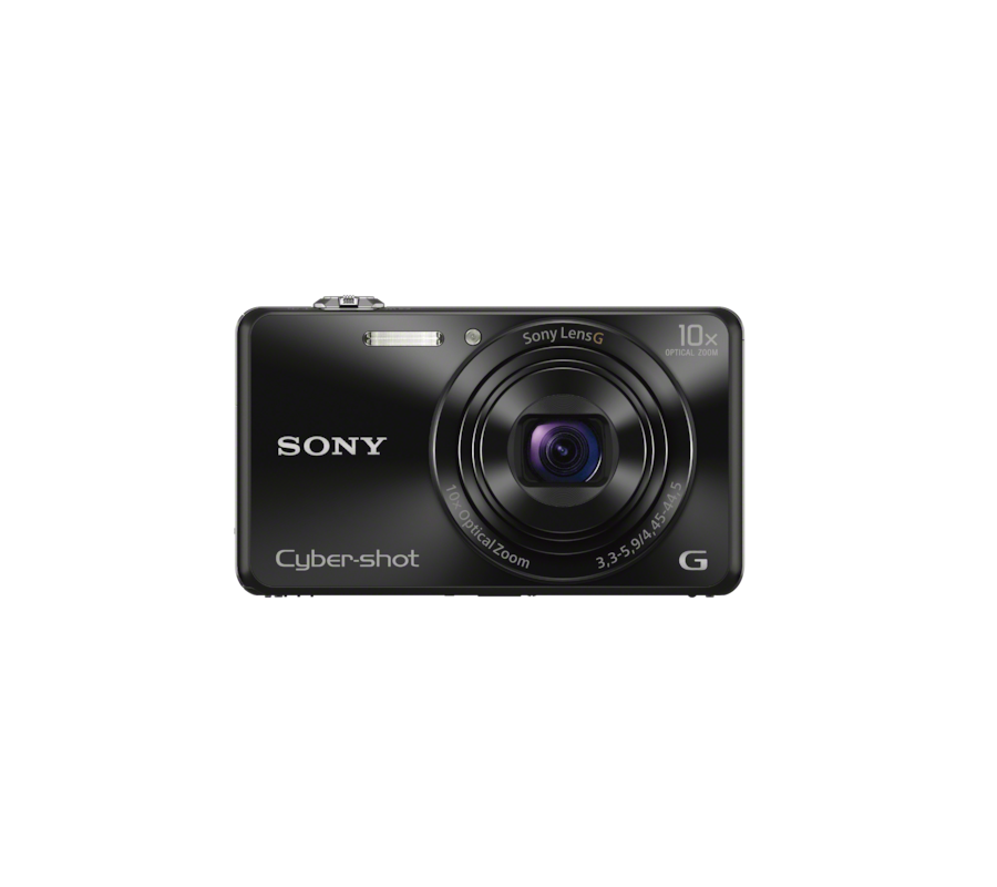 new arrival fe819 2a5ac DSCWX220B.CE3   Köp WX220 kompaktkamera med 10x optisk zoom   se priset    Sony SE