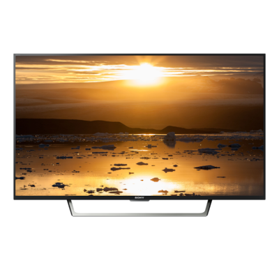 Bild på WE75 Full HD HDR-TV med TRILUMINOS™-skärm