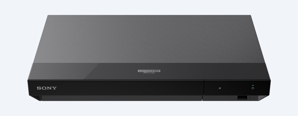 Bilder på 4K Ultra HD Blu-ray™-spelare | UBP-X700 med High-Resolution Audio