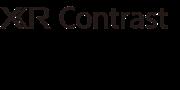 Logotyp för XR-kontrast