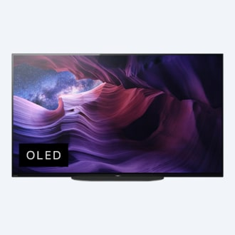 Bild på A9 | MASTER Series | OLED | 4K Ultra HD | HDR (High Dynamic Range) | Smart-tv (Android TV)