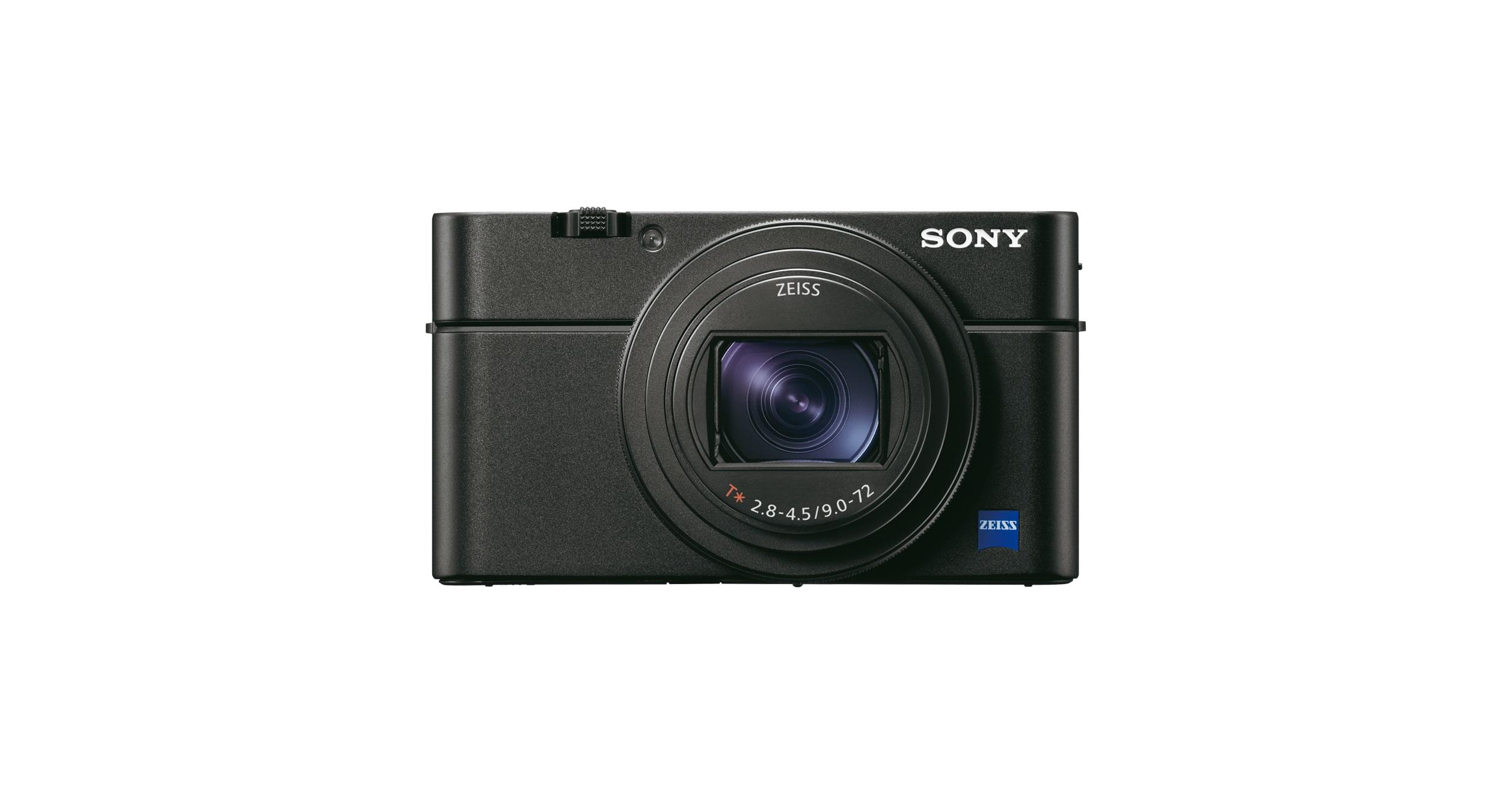 DSC-RX100M6 specifikationer | Kameror | Sony SE
