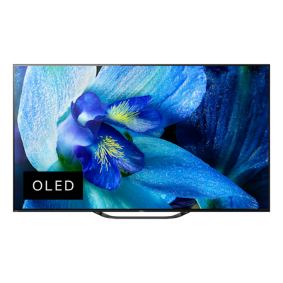 Bild på AG8 | OLED | 4K Ultra HD | HDR (High Dynamic Range) | Smart-tv (Android TV)