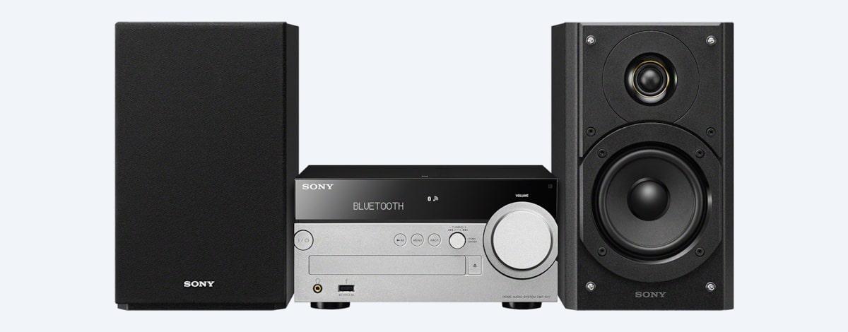Bilder på HiFi-system med Wi-Fi® Bluetooth® 0c4677be00397