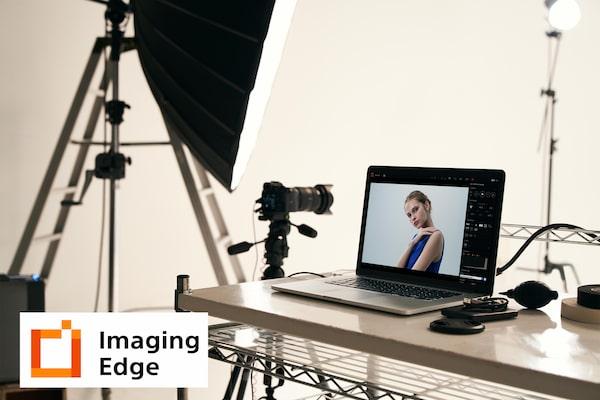 Imaging Edge™ Remote, Viewer och Edit