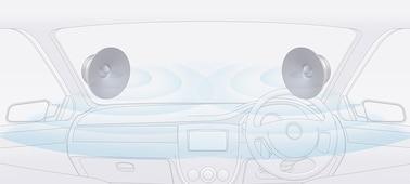 Bild på 15,7 cm (6,2-tums) Mediereceiver med Apple CarPlay och BLUETOOTH®