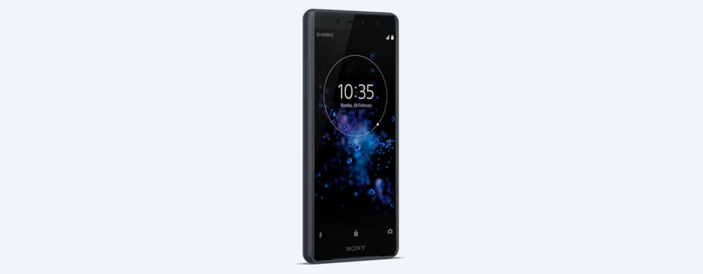 Bilder på Xperia XZ2 Compact 5-tums 18:9 HDR-display med full HD+ | 19MP-kamera