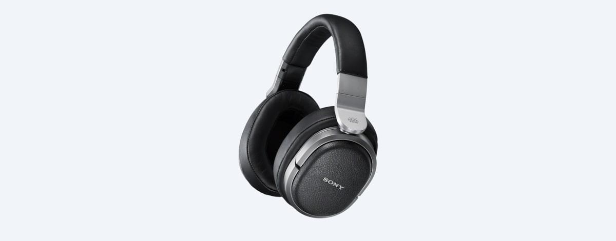 Bilder på MDR-HW700DS trådlösa hörlurar med digitalt surroundljud 183b591998220